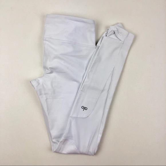 4cf6ae0f2b8fe ALO Yoga Pants | Alo Mesh Inset Stirrup Leggings | Poshmark